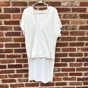 Nation Ltd. Sweatshirt Hooded Hi Lo Hoodie XS Top
